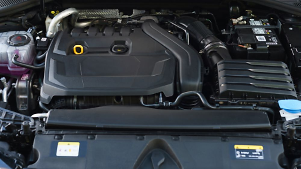 Review Audi A3 New Engine