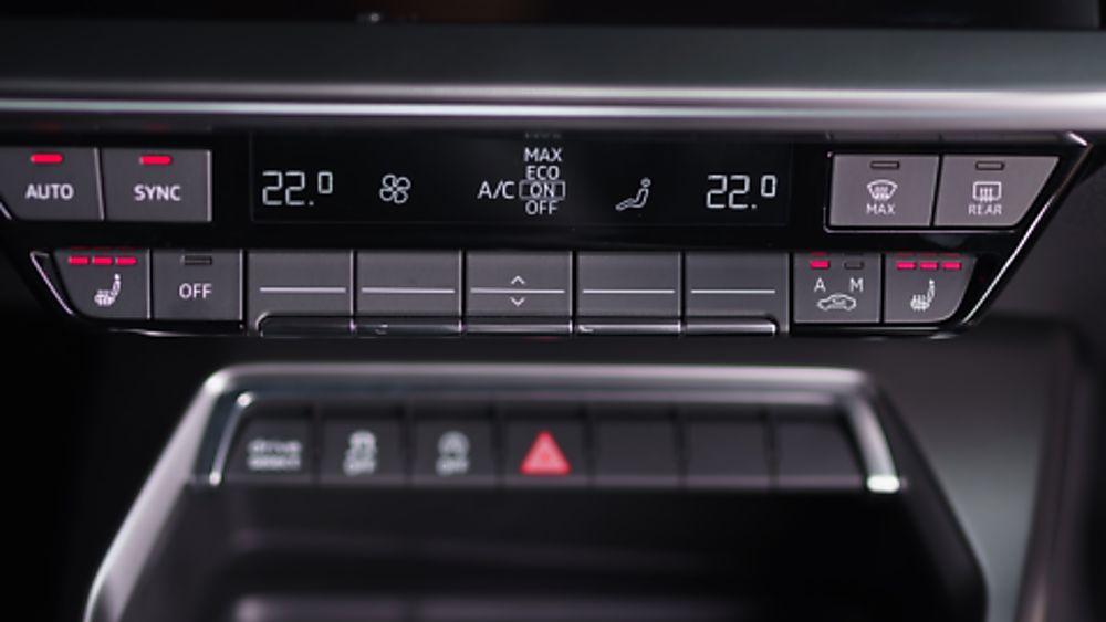 Review Audi A3 New Controls