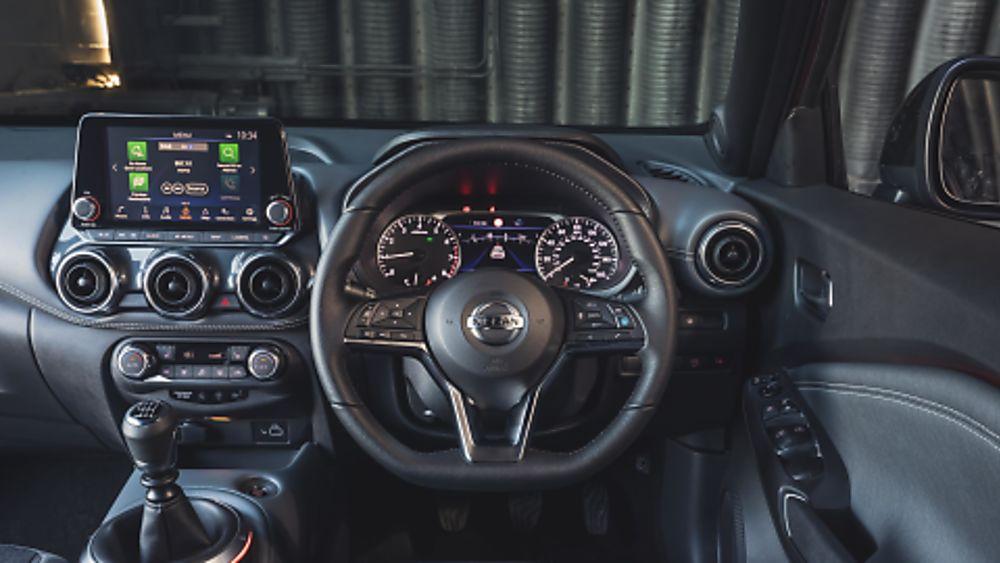 Nissan Juke II Dashboard
