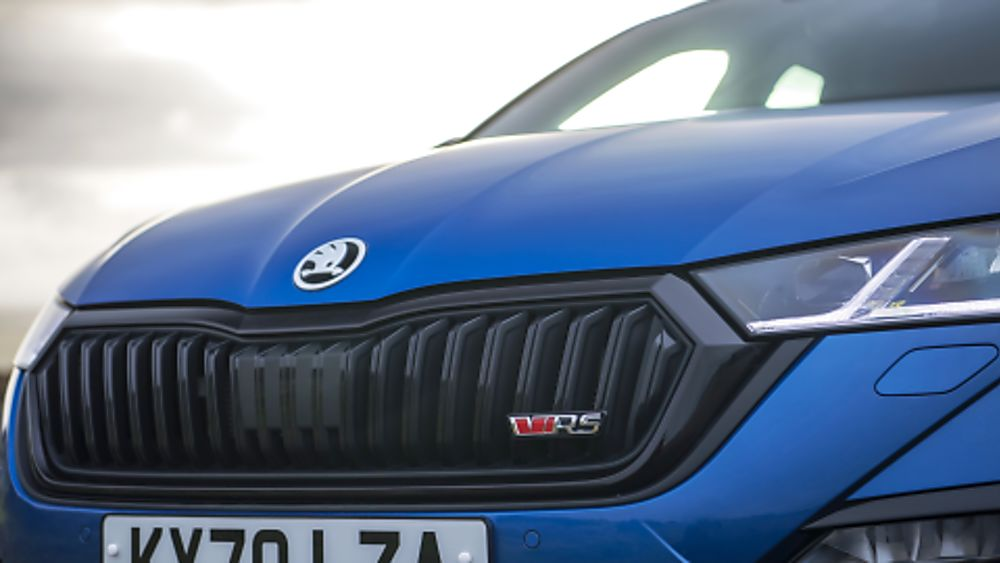 SKODA: The all-new Octavia vRS Badge