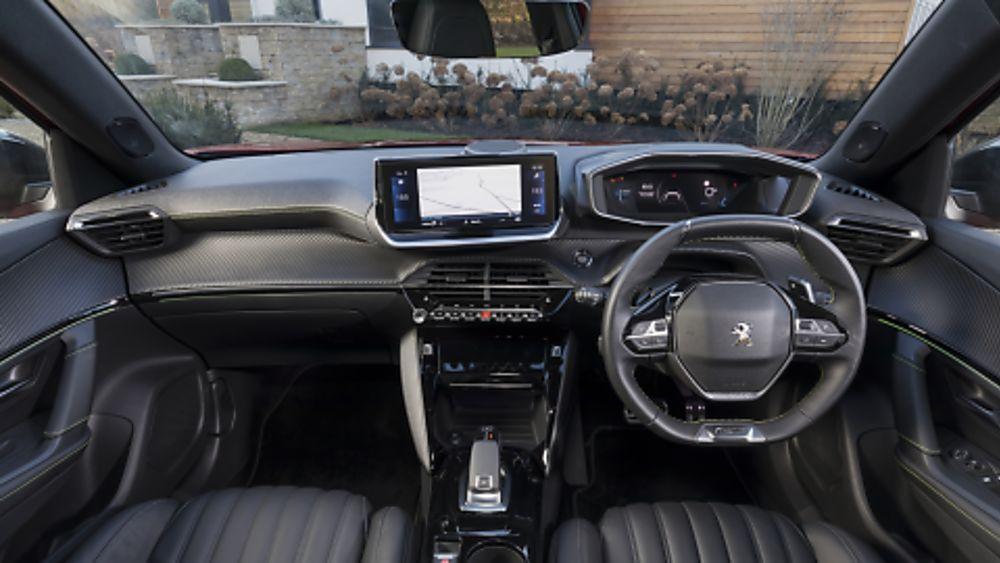 Review: 2020 Peugeot 2008 Cockpit
