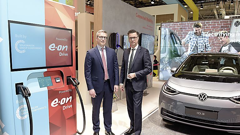 Innovative Solution for Ultra-fast Charging Electric Vehicles