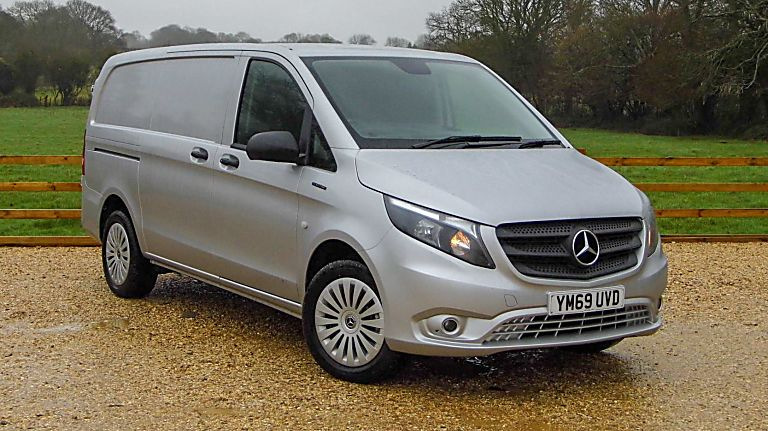 Mercedes Benz E-Vito Hero