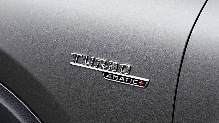 Mercedes-AMG A45S Badge