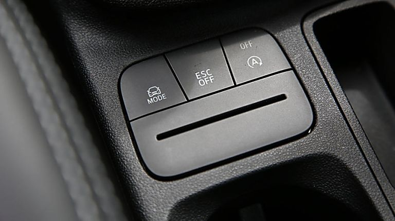 Ford Fiesta ST 5dr driver modes
