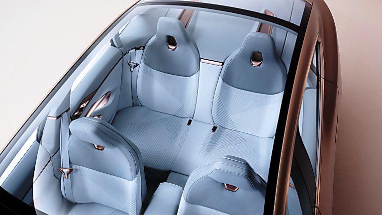 BMW i4 Inside Inside