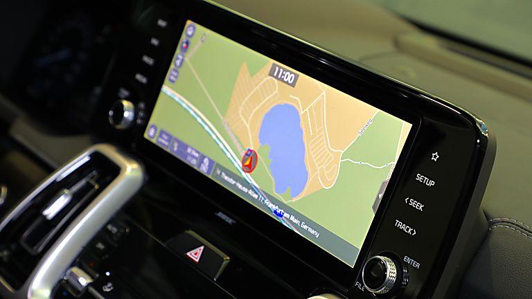 Kia Sorento Touchscreen