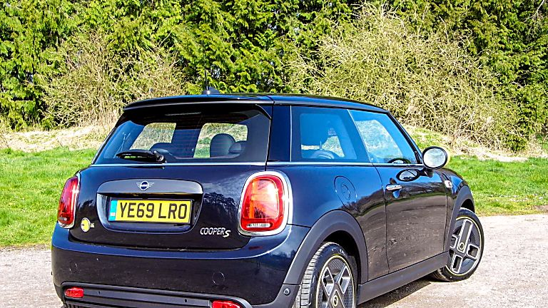 Mini Electric Rear
