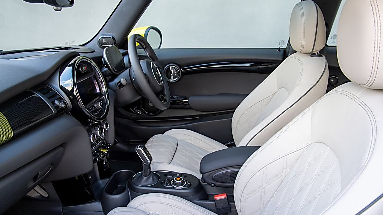 Mini Electric Front Interior