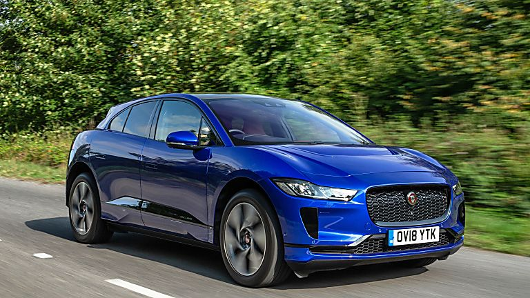Jaguar I-Pace Hero