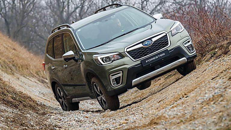 Subaru Forester e-Boxer MHEV Front