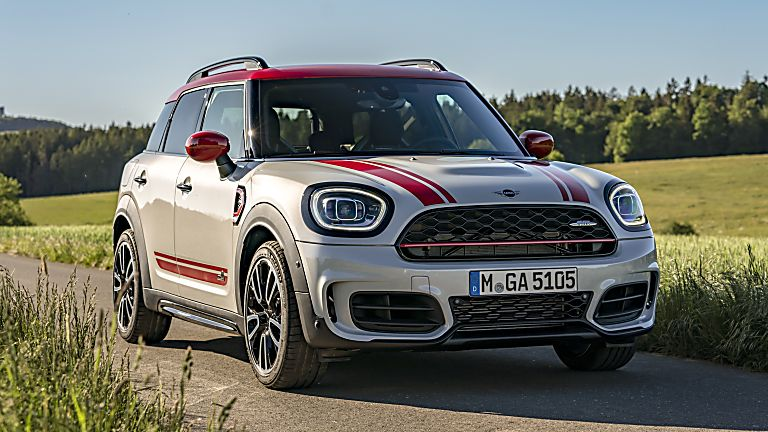 John Cooper Works Front End Facelift