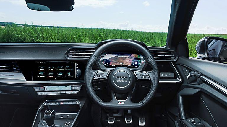 Audi A3 New Dashboard