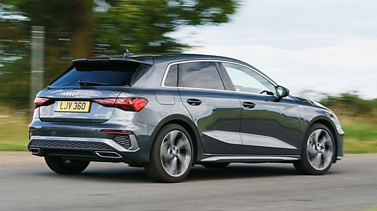 Audi A3 New Rear