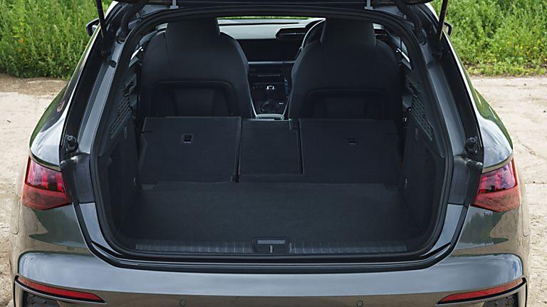 Audi A3 New Virtual Boot