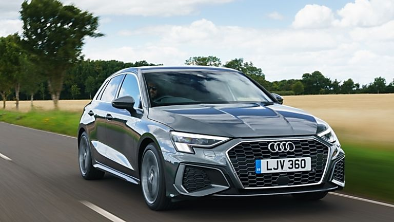 Audi A3 New Front