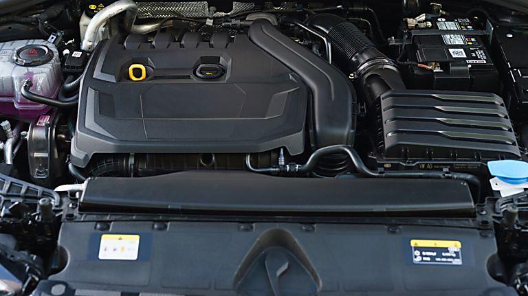 Audi A3 New Virtual Engine