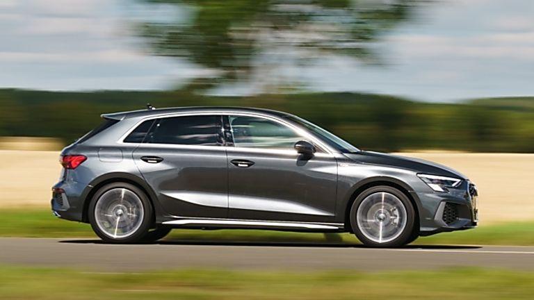 Audi A3 New Side