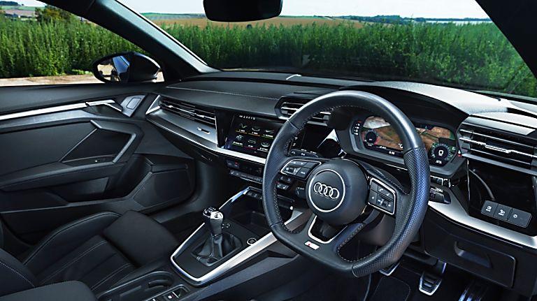 Audi A3 New Virtual Interior Front