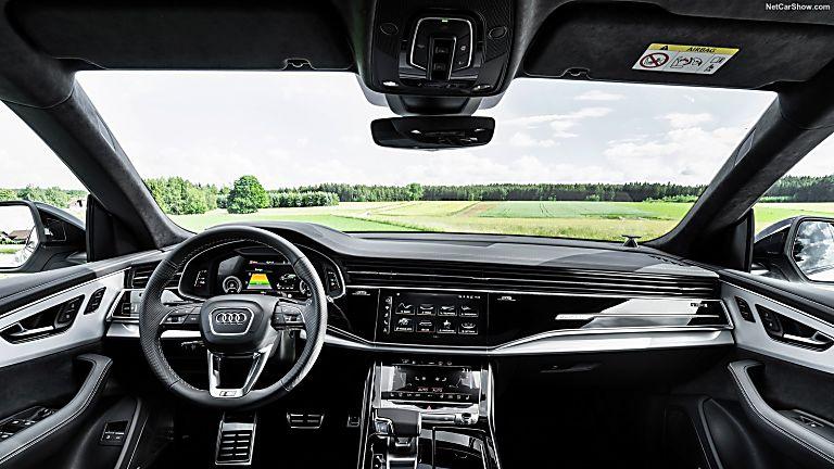 Audi Q8 SUV Interior