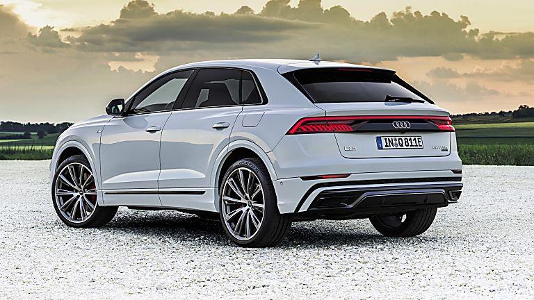 Audi Q8 SUV Rear