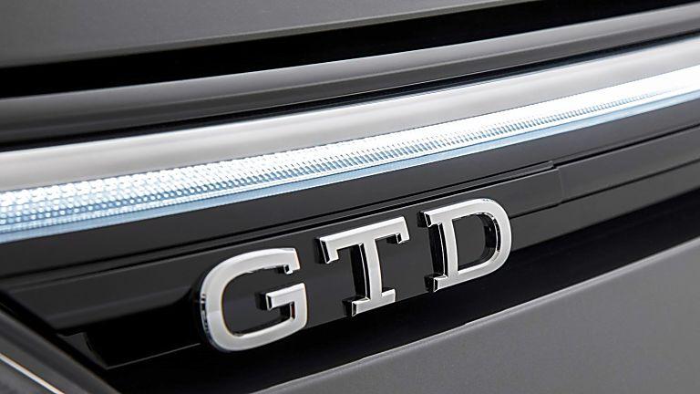 Volkswagen Golf GTD 2020 New Badge