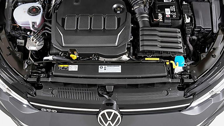 Volkswagen Golf GTD 2020 New Engine