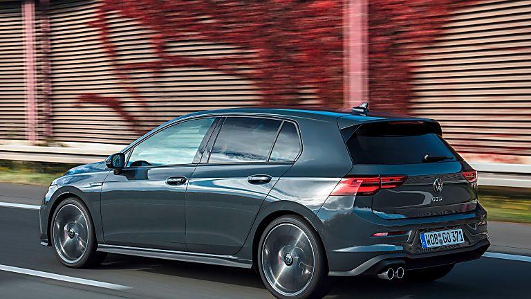 Volkswagen Golf GTD 2020 New Rear