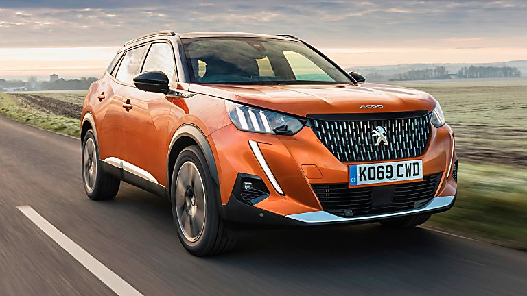 Review: 2020 Peugeot 2008 Hero Front