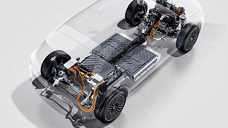 MERCEDES-BENZ: All-electric EQA finally revealed Drivetrain