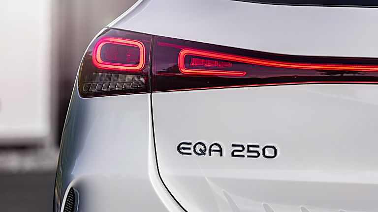 MERCEDES-BENZ: All-electric EQA finally revealed Badge