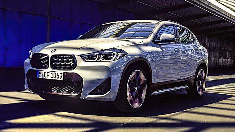 BMW: New M Mesh Edition joins X2 line-up Hero Front