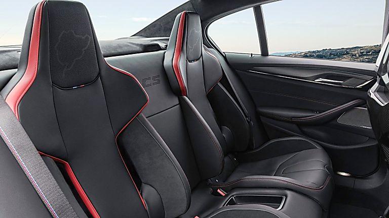 BMW's perfect storm: The new 626bhp M5 CS Interior Rear