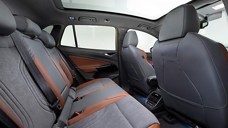 VOLKSWAGEN: Order books open for ID.4 electric SUV Interior