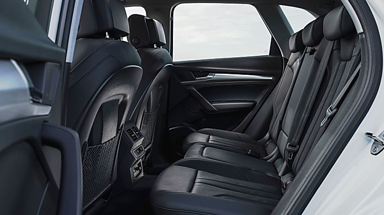 Review: 2021 Audi Q5 'Edition 1' Interior Rear