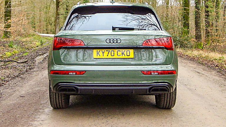 Review: 2021 Audi Q5 'Edition 1' Rear