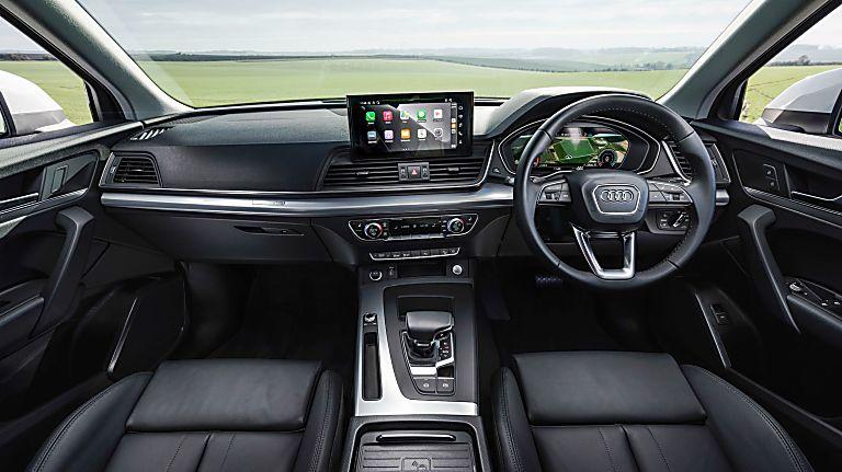 Review: 2021 Audi Q5 'Edition 1' Cockpit