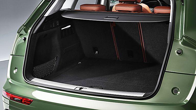 Review: 2021 Audi Q5 'Edition 1' Interior Boot