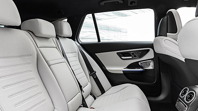 MERCEDES-BENZ: New C-Class saloon and estate revealed - Interior