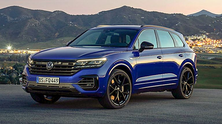 VOLKSWAGEN: Orders open for Touareg R PHEV flagship Hero Front