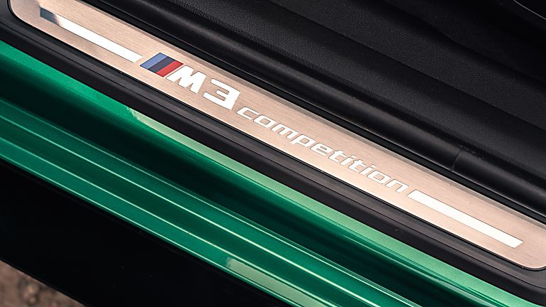 BMW: New M3 and M4 Competition siblings on sale now Badge