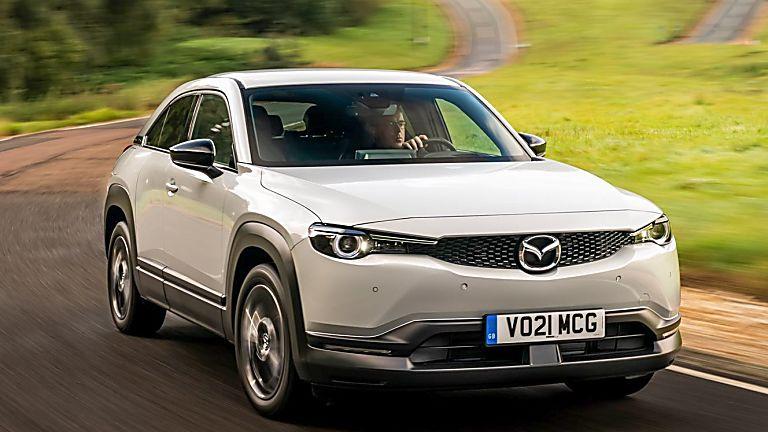 Review: Mazda MX-30 EV Hero Front
