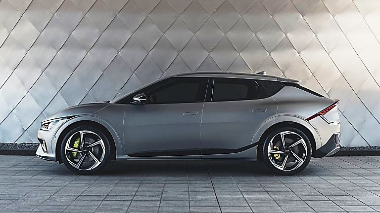 KIA:  All-new EV6 electric car now on sale - Hero Side