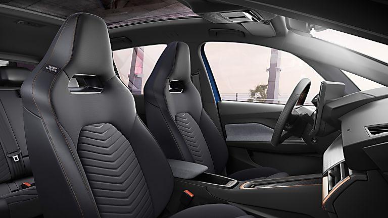 CUPRA: Enter the all-new Born sporty EV hatch Interior Front