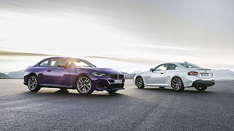 BMW: New 2 Series Coupé in Goodwood FoS debut Hero Family
