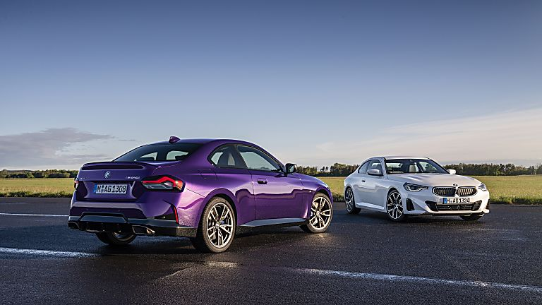 BMW: New 2 Series Coupé in Goodwood FoS debut Family