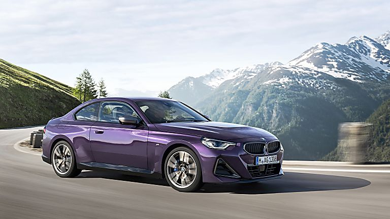 BMW: New 2 Series Coupé in Goodwood FoS debut On the Road