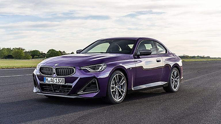 BMW: New 2 Series Coupé in Goodwood FoS debut Hero Front