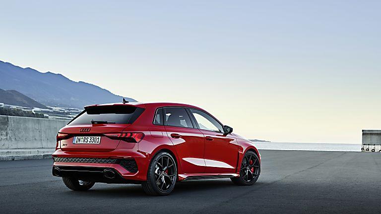AUDI: RS 3 2022 Sportback Rear