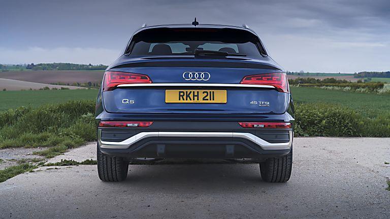 Review: Audi Q5 Sportback Rear